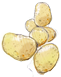 aardappels geel